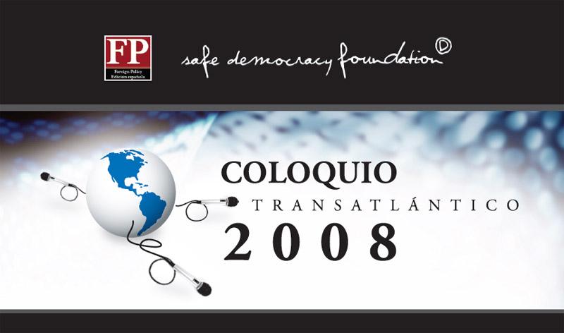 COLOQUIO TRASATLÁNTICO 2008