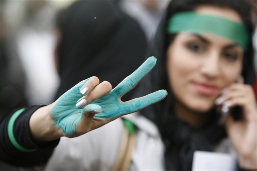 Mideast Iran Presidential Elections