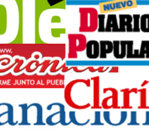 diarios argentina