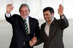 Brasil, Iran