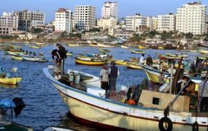 Puerto de Gaza