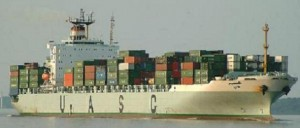 barco a gaza