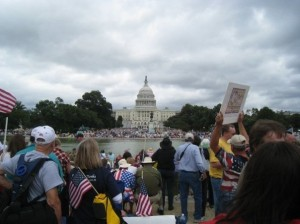 Tea Party in DC