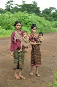 Cambodia Babies
