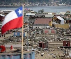 Chile tras el terremoto de Febrero de 2010