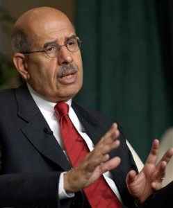 El-Baradei