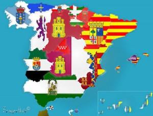 Autonomias España
